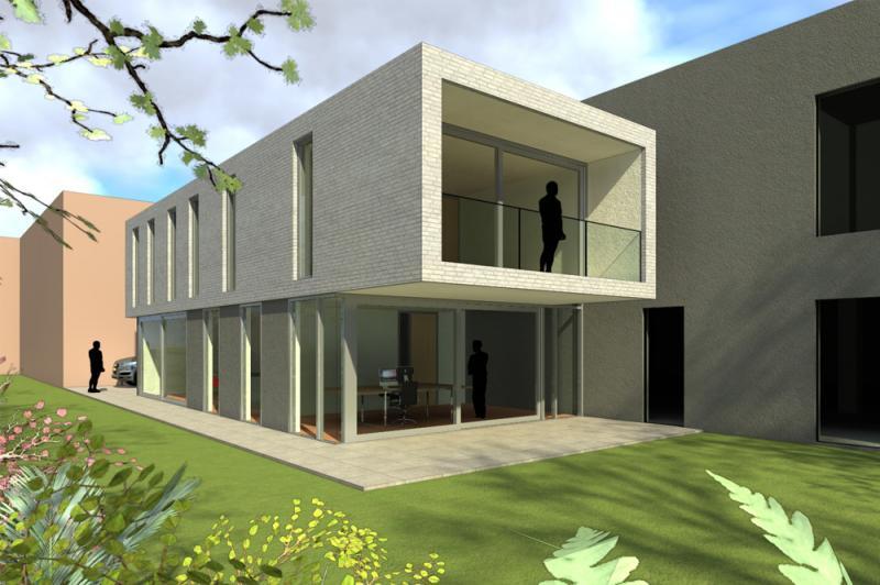 Bongers architecten bv for Dat architecten